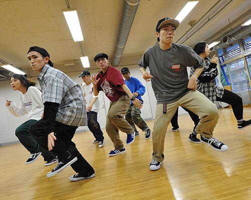 ダンスパフォーマンス科「あらゆるジャンルを学ぶダンスレッスン」